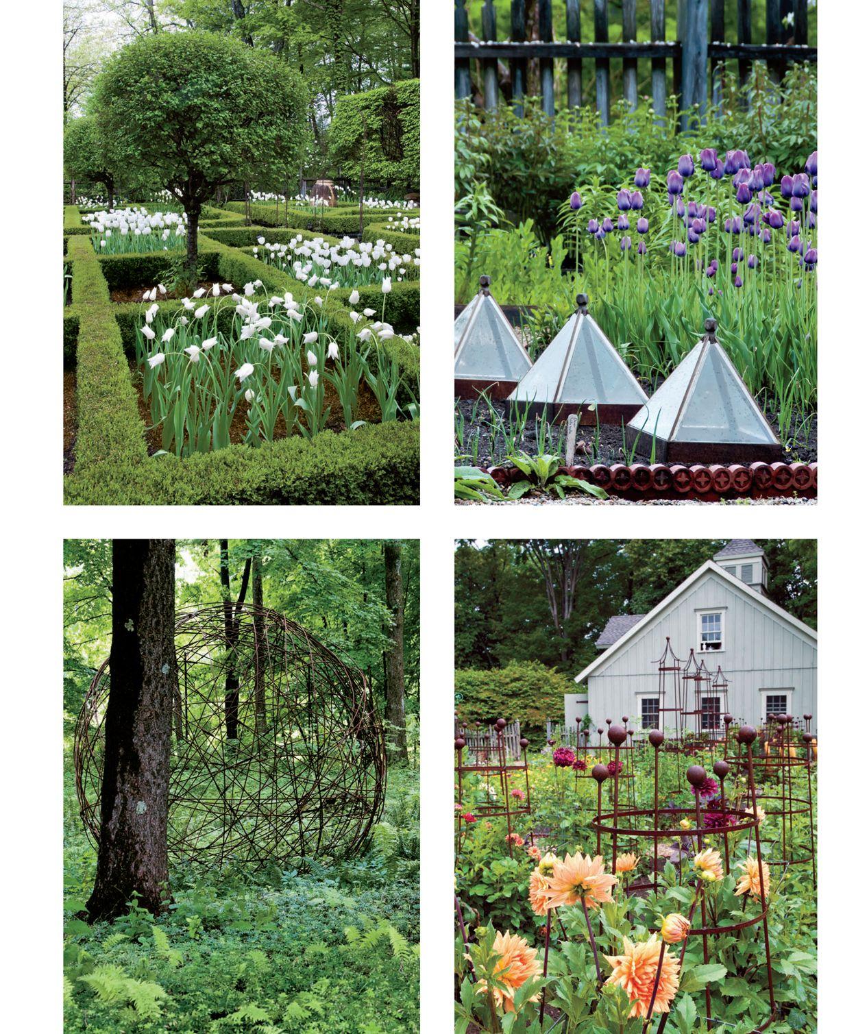 Potager Garden Design Ideas: Bunny Williams - CT Gardens