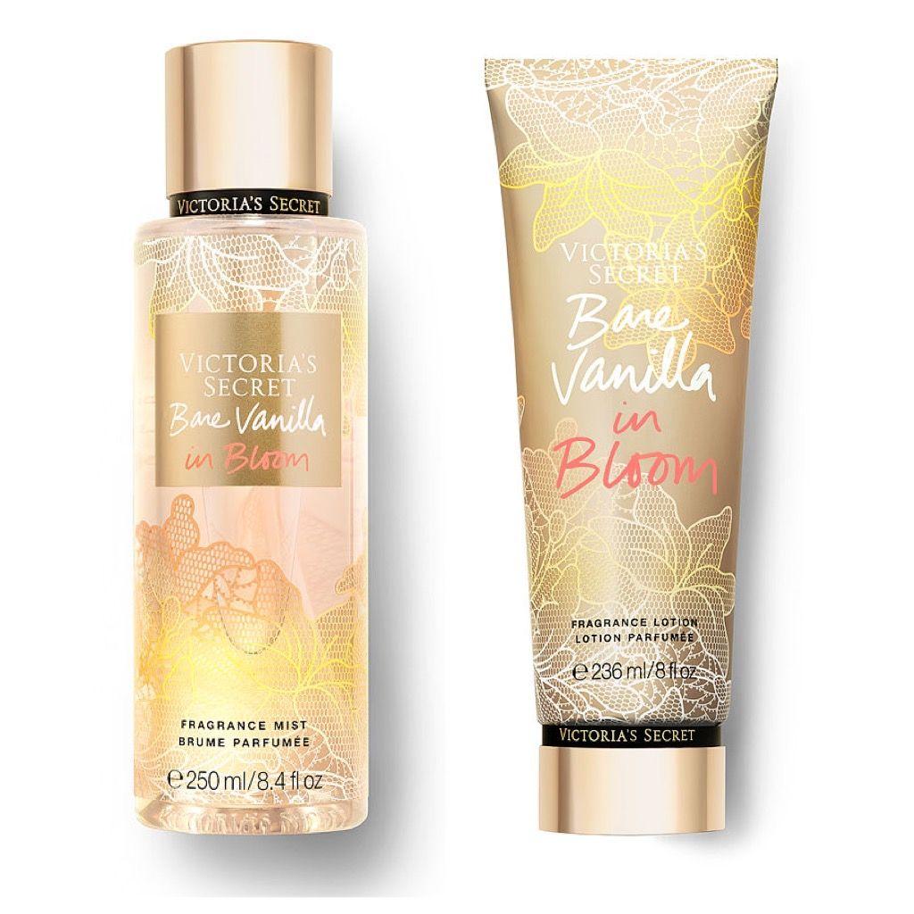 Bare Vanilla In Bloom Vanilla Orchid Golden Amber A Bare
