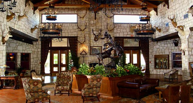 Y O Ranch Hotel In Kerrville Tx Booked For Our Three Sisters Getaway Weekend