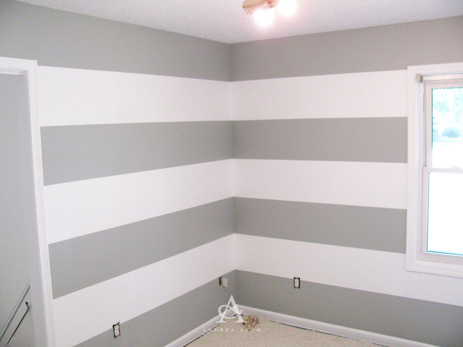Dipingere Muri A Strisce : Pin di mglg su pittura pareti e altro