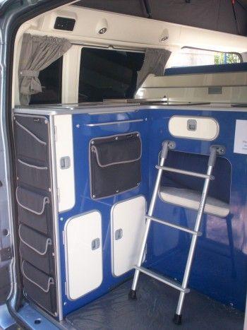 Ford Transit Westfalia Nugget Elevating Roof Camper Van Camper