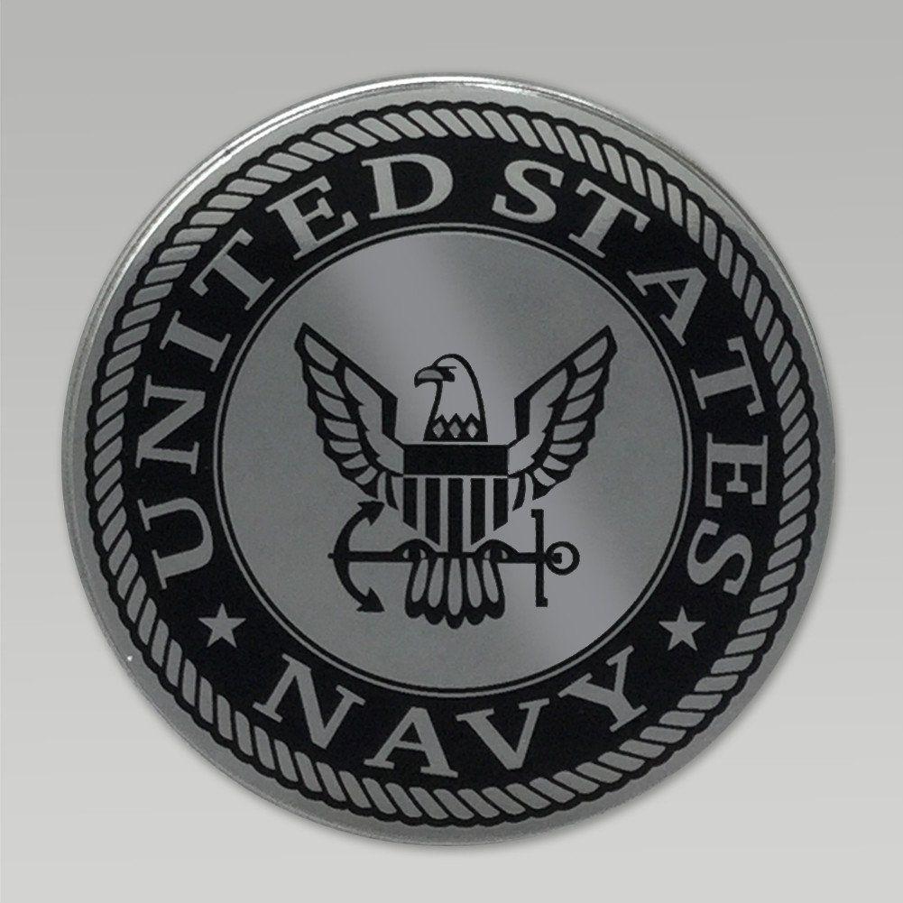 "U.S Navy  Emblem vinyl sticker Decal  LARGE 10/""X8/""  BUY 2 GET 1 FREE"