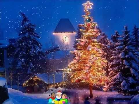 Youtube Sfondi Natalizi.Il Piu Bel Video Di Buon Natale Youtube Decorazioni Albero Di Natale Natale Alberi Di Natale A Tema