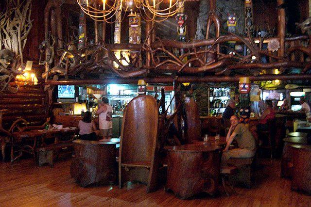 Inside The Legs Inn Cross Village Mi Favorite Places Polish Recipes Pure Michigan