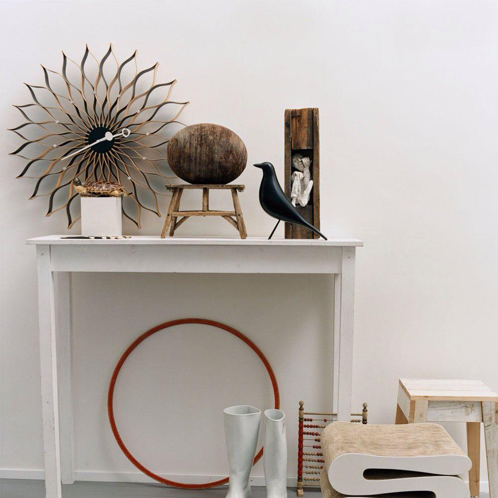 Wohndesign bilder mit shop sunflower clock di george nelson per vitra  various  pinterest