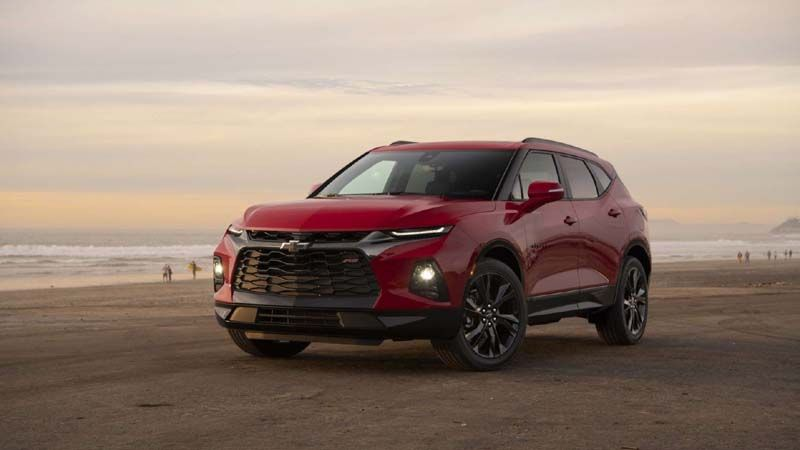 2020 Chevrolet Blazer Review Buying Guide It Sure Isn T Boring In 2020