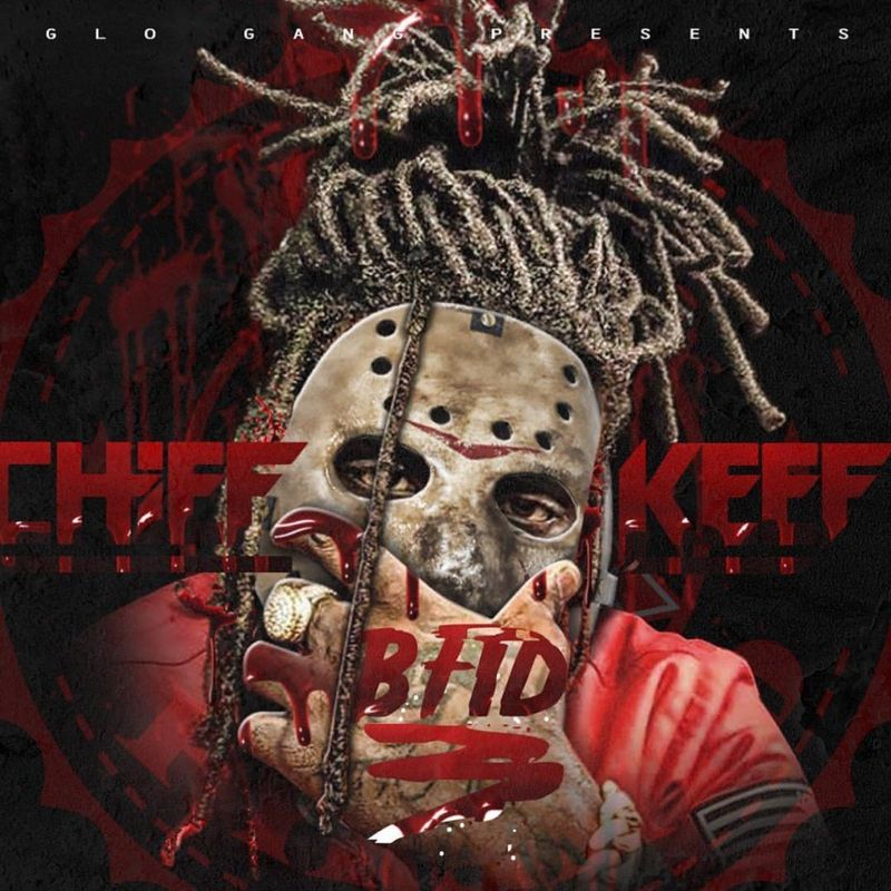 Glo Gang Iphone Wallpaper Chief Keef Back From The Dead 3 Bftd3 Mixtape Mixtapes