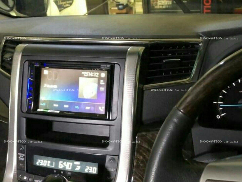 . Audio Mobil Alphard Oem Innovation Car audio . . Http