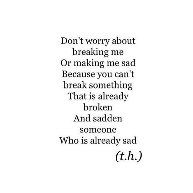 "broken heart - Poems Porn on Instagram: ""A broken heart is what changes people. ✨✨"