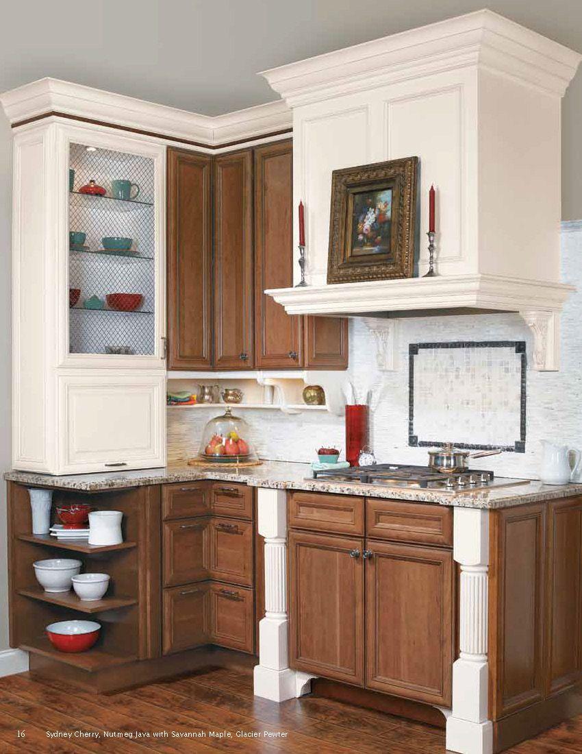Wellborn Cabinet Solution | Kitchen cabinets, Kitchen