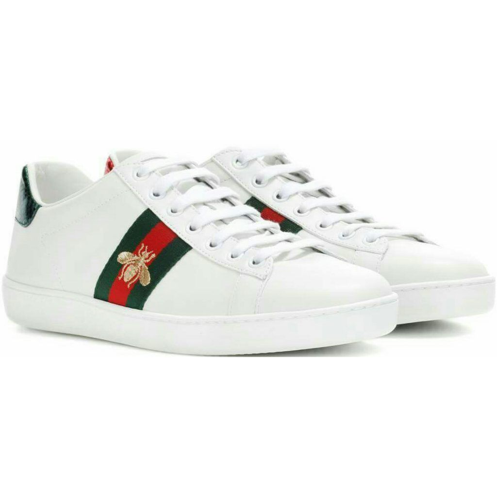 0c9364d013b2 Shoes For Women – Shoes Online Shopping in Pakistan – Gucci Ace Sneakers – Shoes  Online Shopping – Free Shipping – ElmStreet.pk