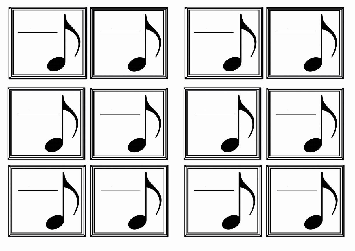 Free printable music themed name tags themed name tags free free printable music themed name tags negle Image collections