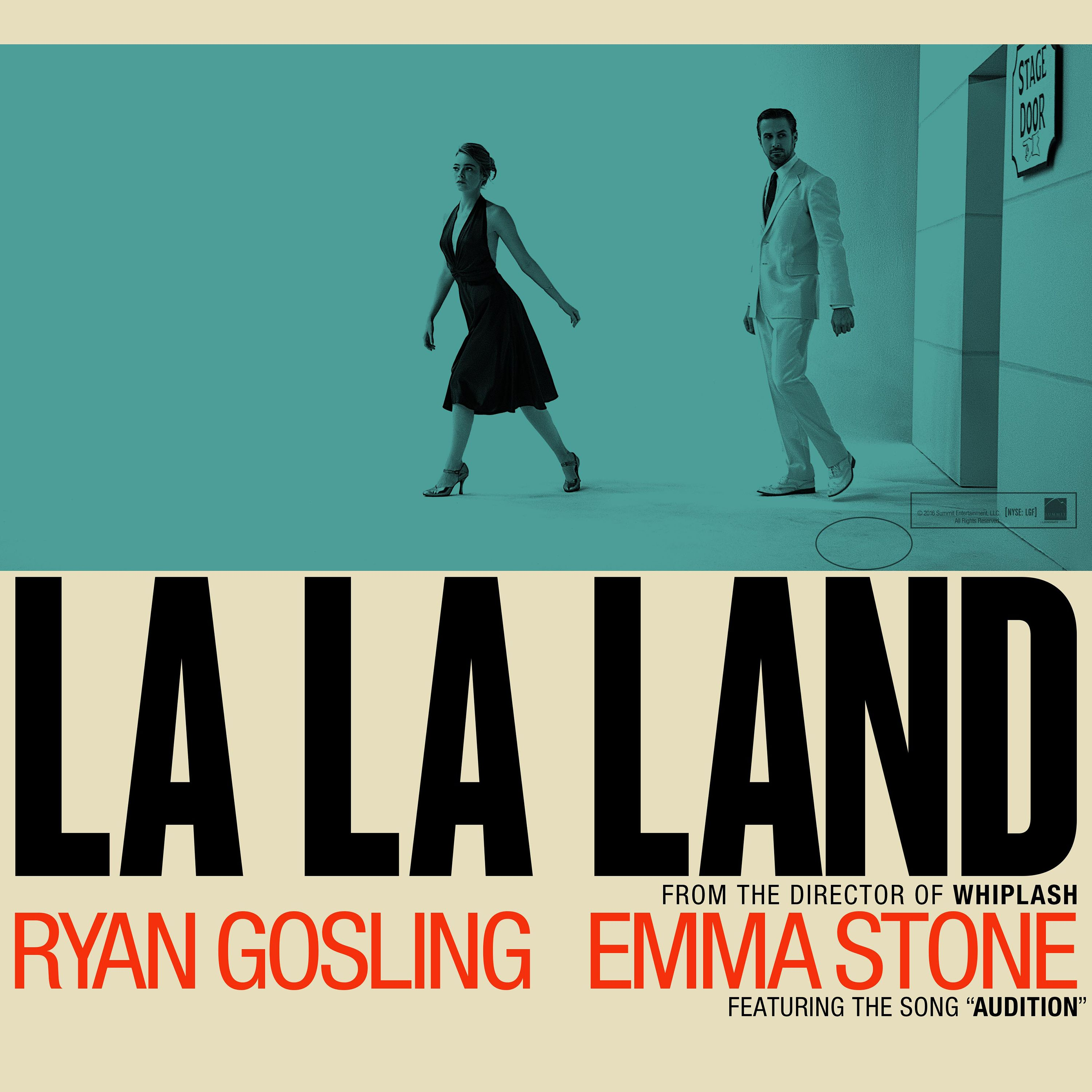 You heard City Of Stars featuring Ryan Gosling… Now listen to #Audition (The Fools Who Dream) featuring Emma Stone in the new #LALALAND teaser trailer: http://lions.gt/lalalandteaser2