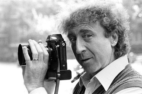 Fair well to Mr Wonka Gentleman, actor and amateur photographer You made my childhood smile #rip #genewilder