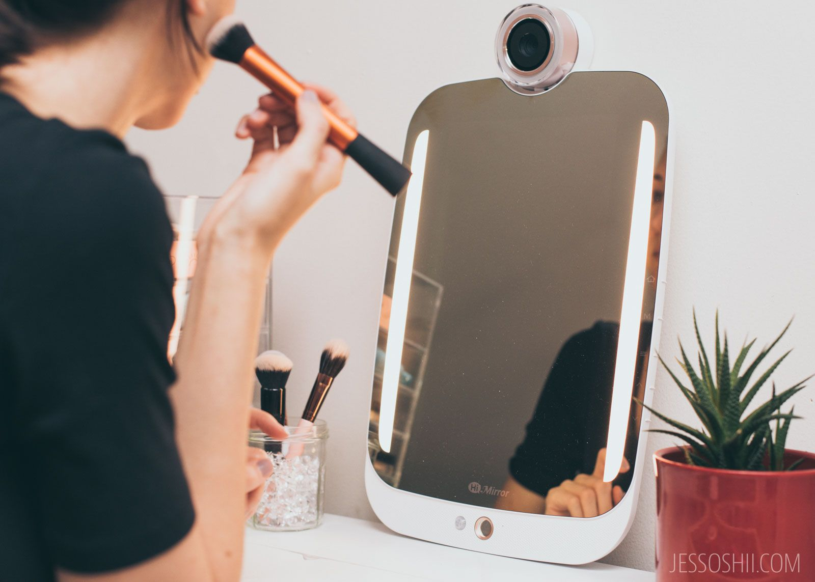 REVIEW HiMirror Plus & HiSkin Analyzer Beauty, It works