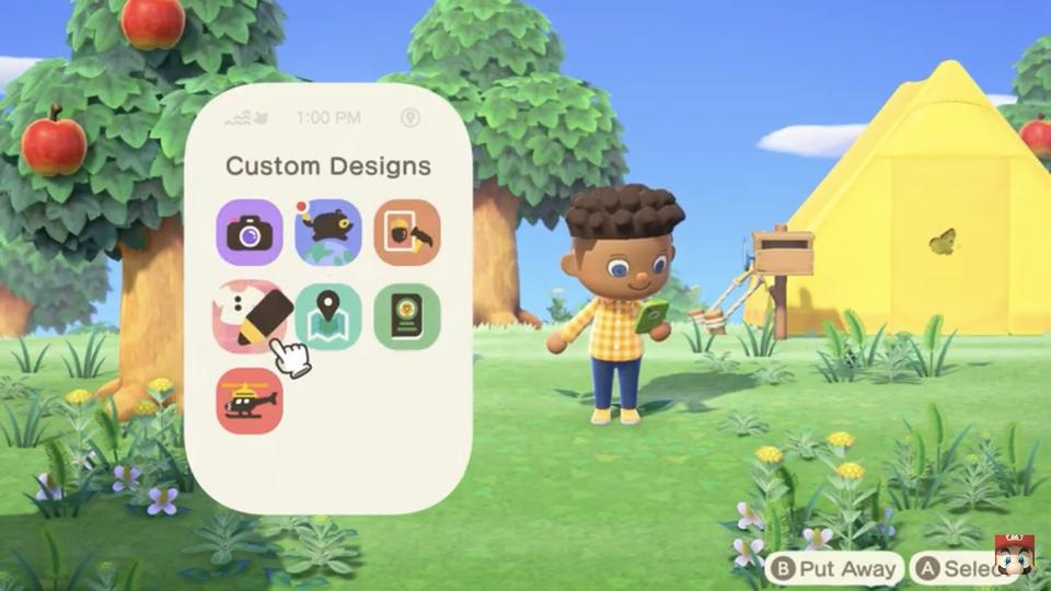 Custom Designs Animal Crossing New Horizons Wiki Guide Ign In