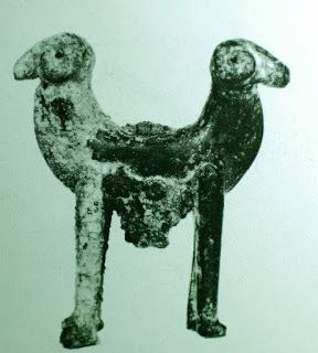 Maymoni: Codice metagrafico nuragico. Un incredibile super 'mostro' per la salvezza e la scrittura etrusca a rebus per crederci