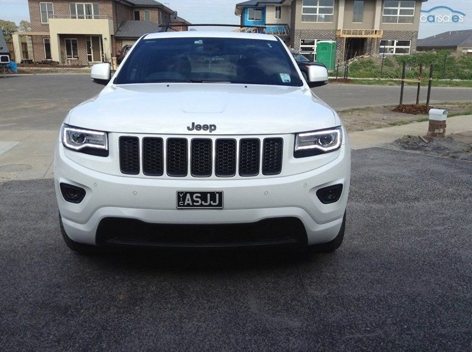 2014 Jeep Grand Cherokee Overland MY2014 Sports Automatic