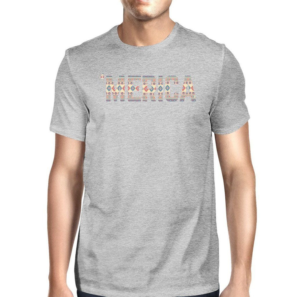Merica Witty Design Graphic T-Shirt For Independence Day Gift Idea ...