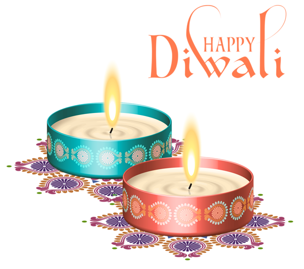 happy diwali nice candles png clipart image clipart pinterest rh pinterest com diwali clipart black and white diwali clipart free download