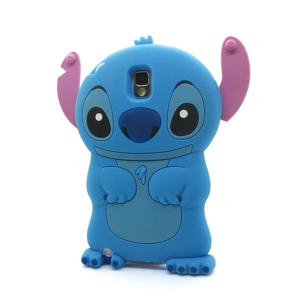 Lilo and Stitch 3D Soft Case Cover for