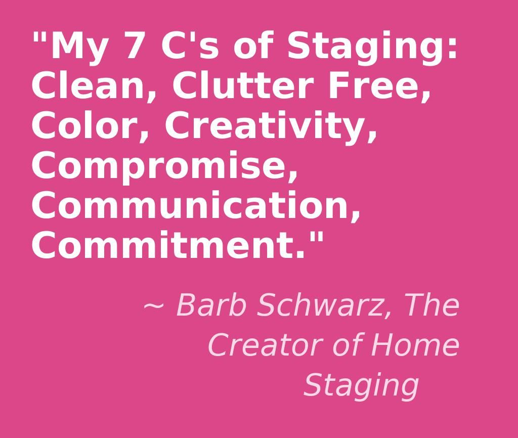 Home Staging Quotes: To Explain To Sellers Easily The Main Basic Things Of What
