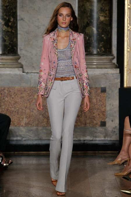 Emilio Pucci Spring 2015 Ready-to-Wear - Collection - Gallery - Look 7 - Style.com