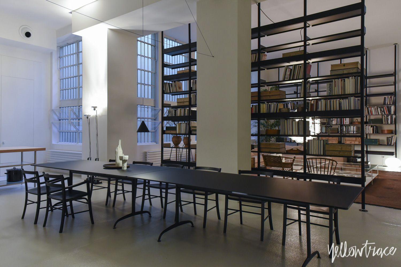 Padovano Mobili ~ De padova showroom milan by piero lissoni showroom interiors