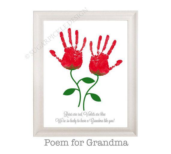 Gift For Grandma Grandmas Birthday Mothers Day