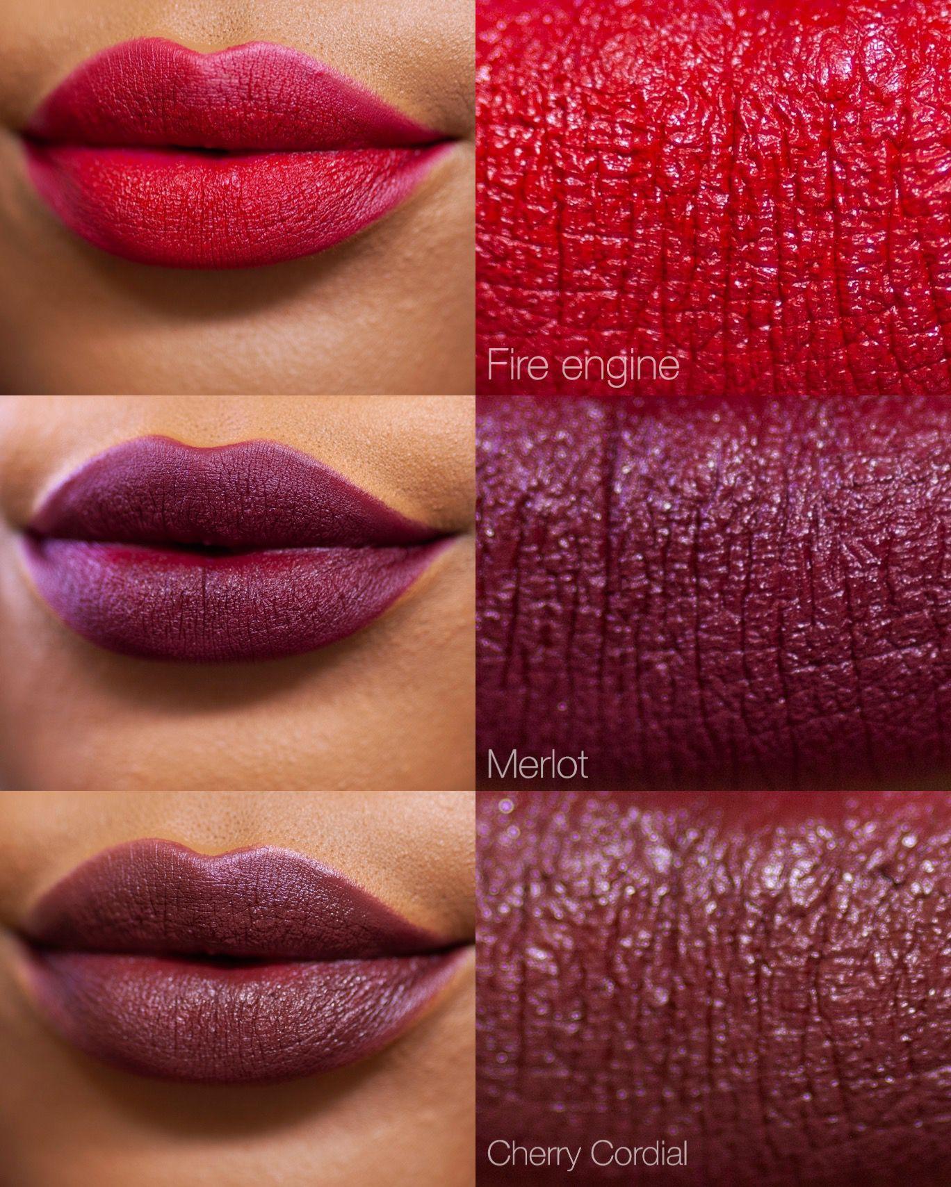 Lippie Love : Gerard Cosmetics Lipsticks