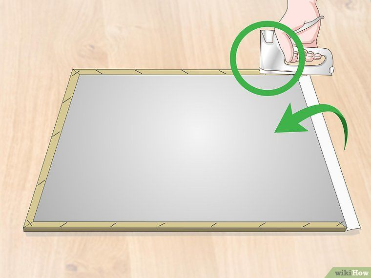how to hang canvas art with command strips