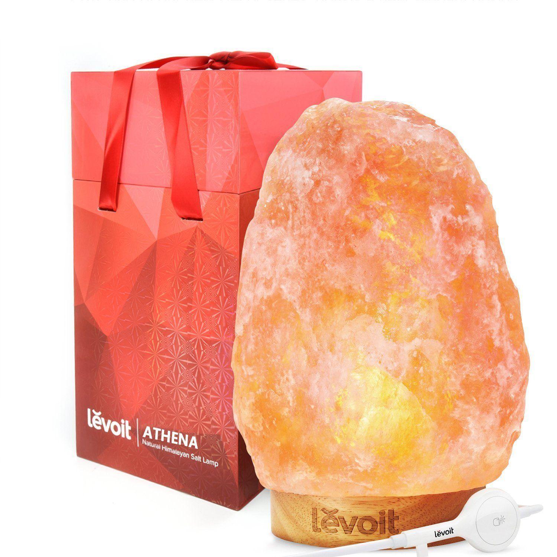 Salt Rock Lamp Reviews Glamorous Levoit Athena Himalayan Salt Lamp Natural Himilian Hymalain Pink Decorating Inspiration
