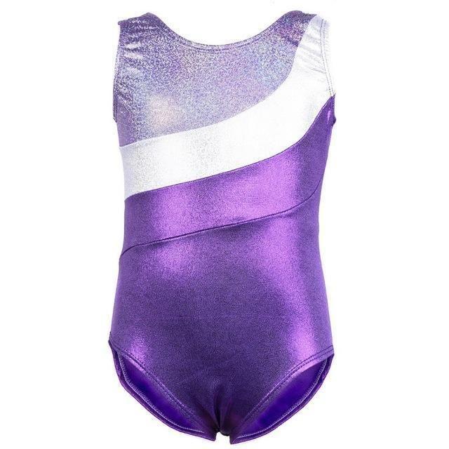 26f830062112 Gymnastics Leotards Child Girls Ballet Tutu Leotards Dancewear ...