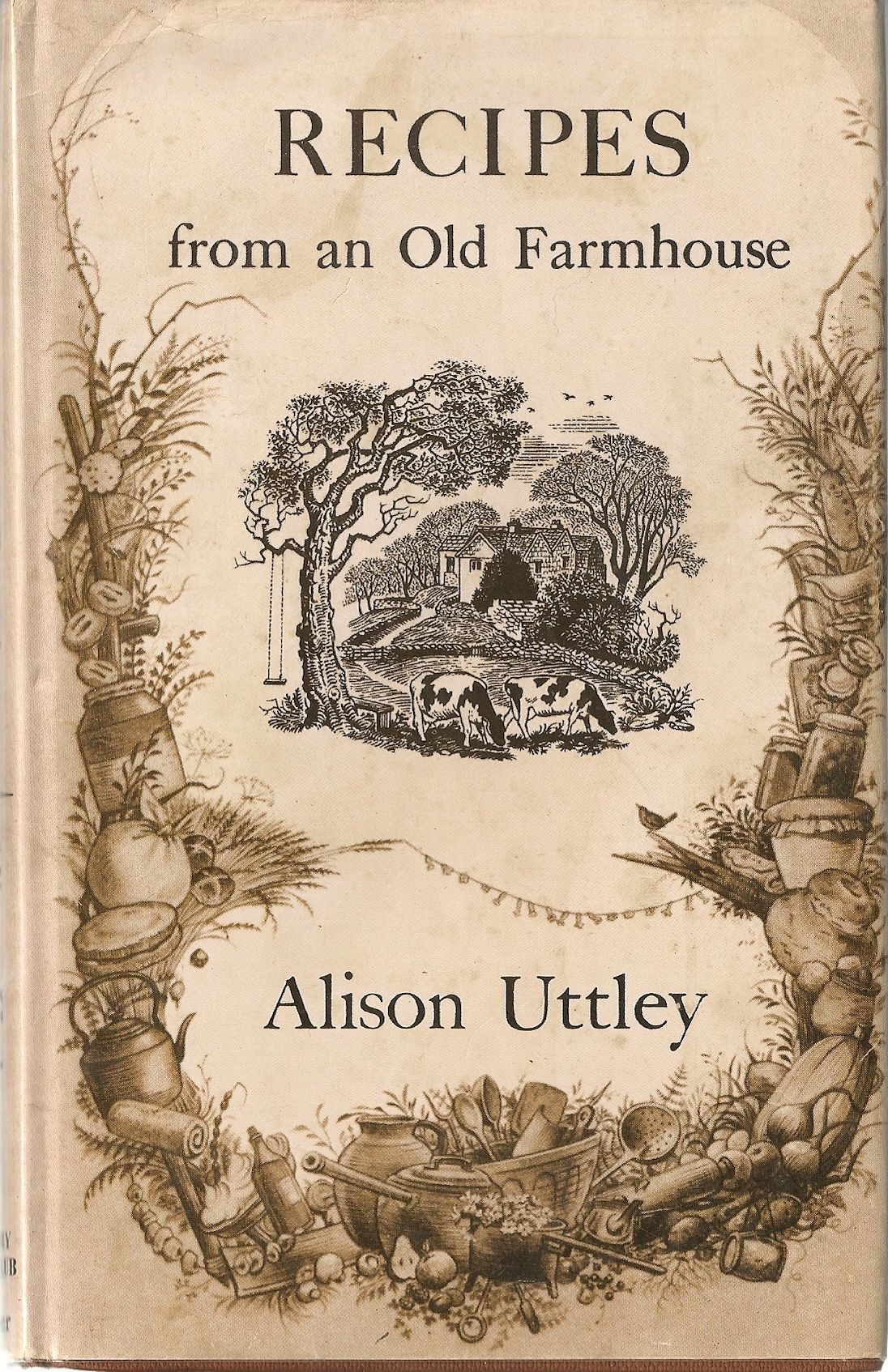 Recipes from an old farmhouse by alison uttley recipes books and book review forumfinder Gallery