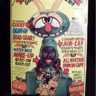 Kooky Spooks - I think I had this costume :)