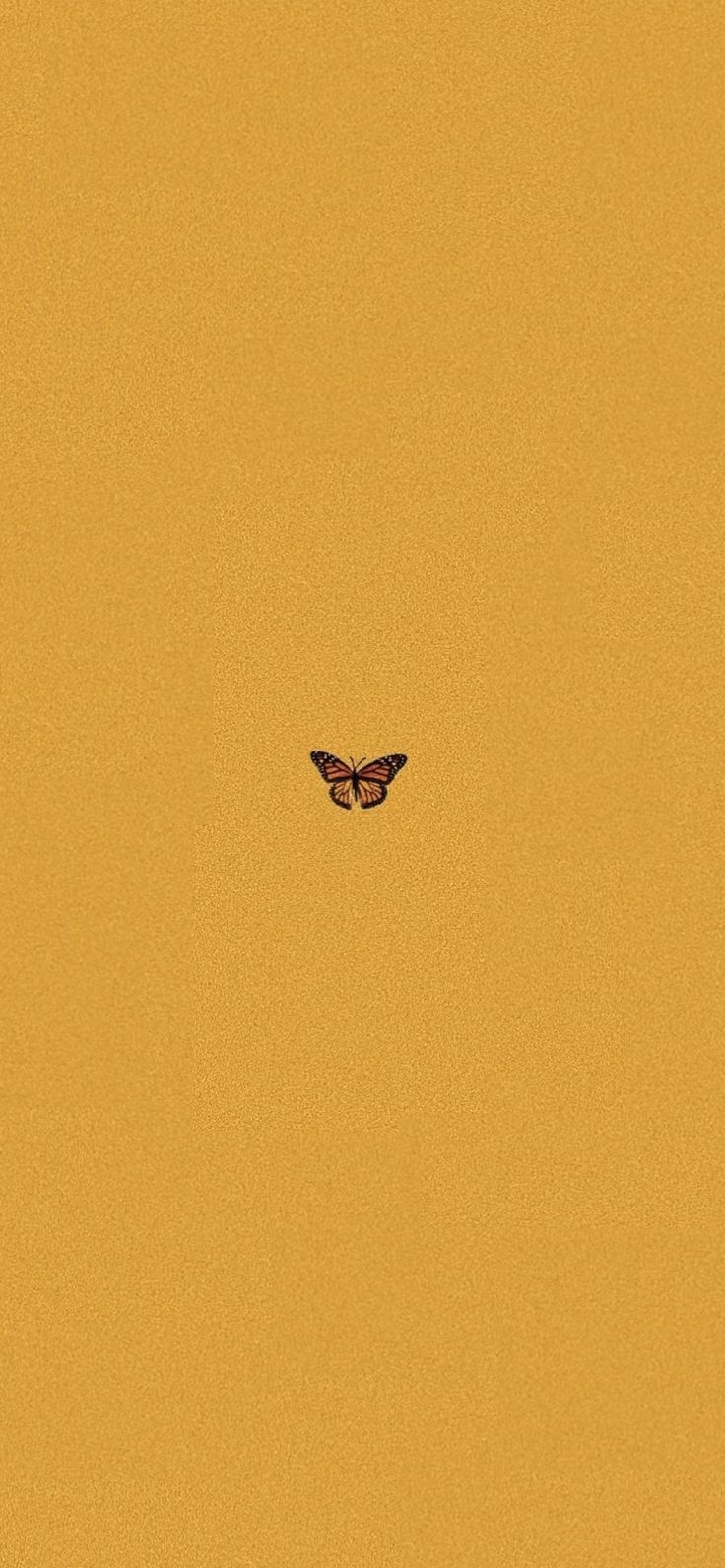 Wallpaper, yellow aesthetic butterfly IPhone X #fallwallpaperiphone
