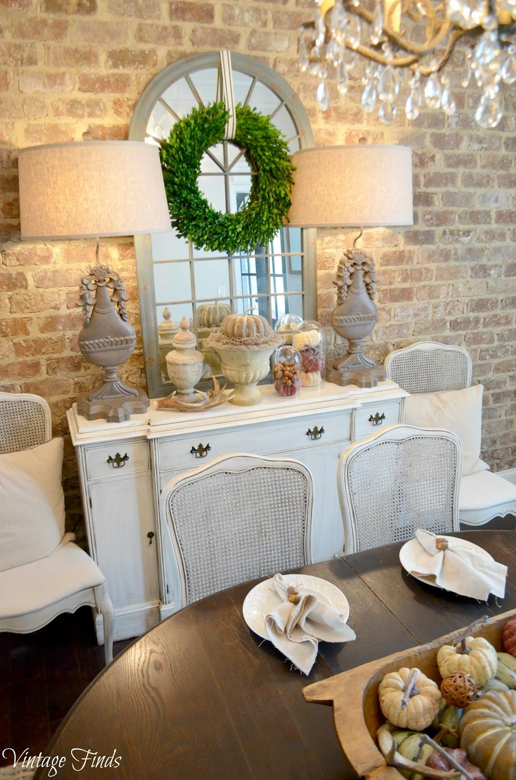 Feathered Nest Friday | French country dining room, French ...