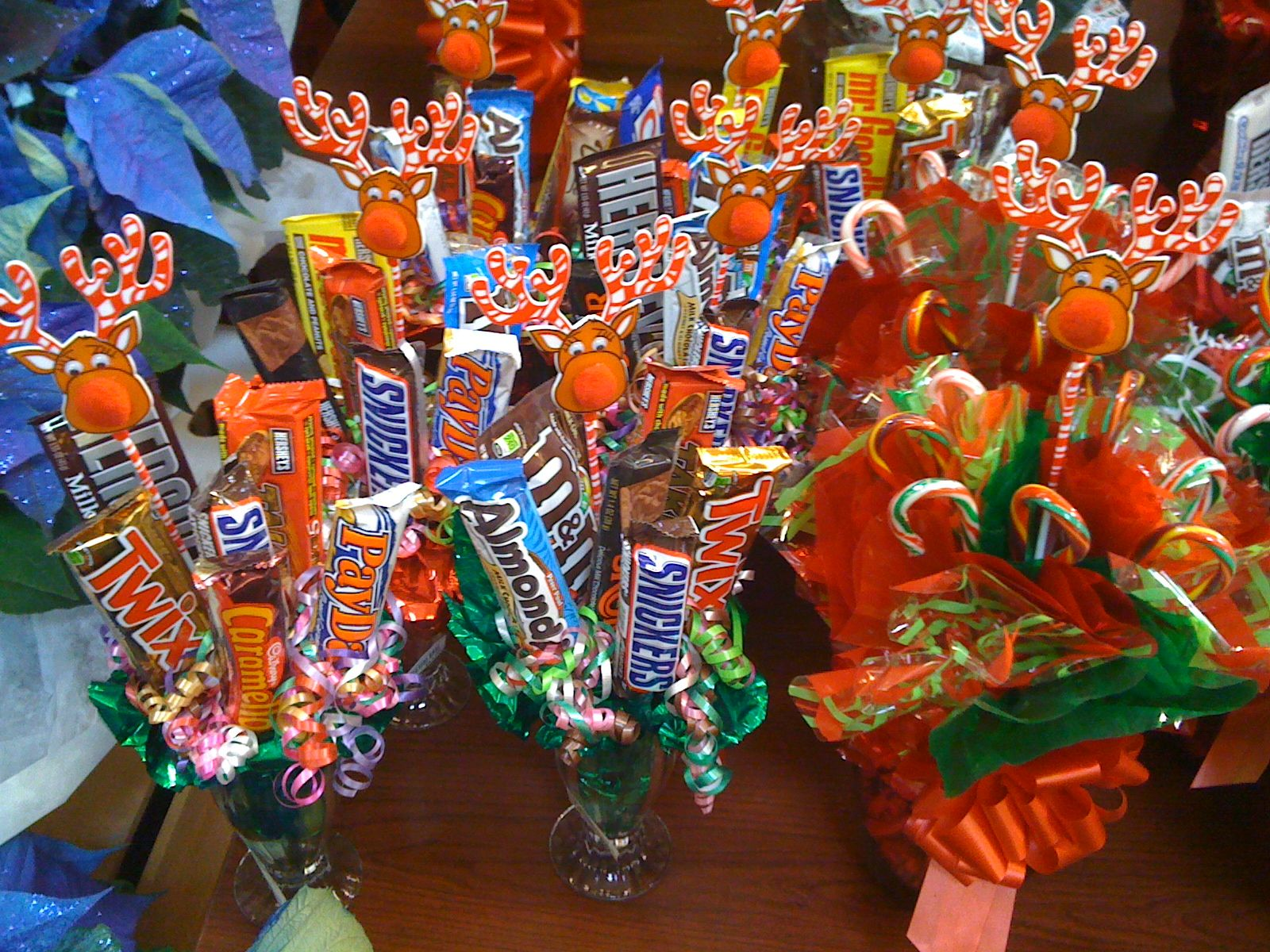How To Make Candy Centerpieces If You Still Have Leftover A