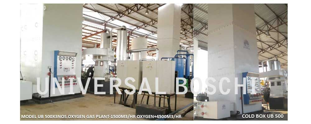 In industries oxygen concentration may be vary as per