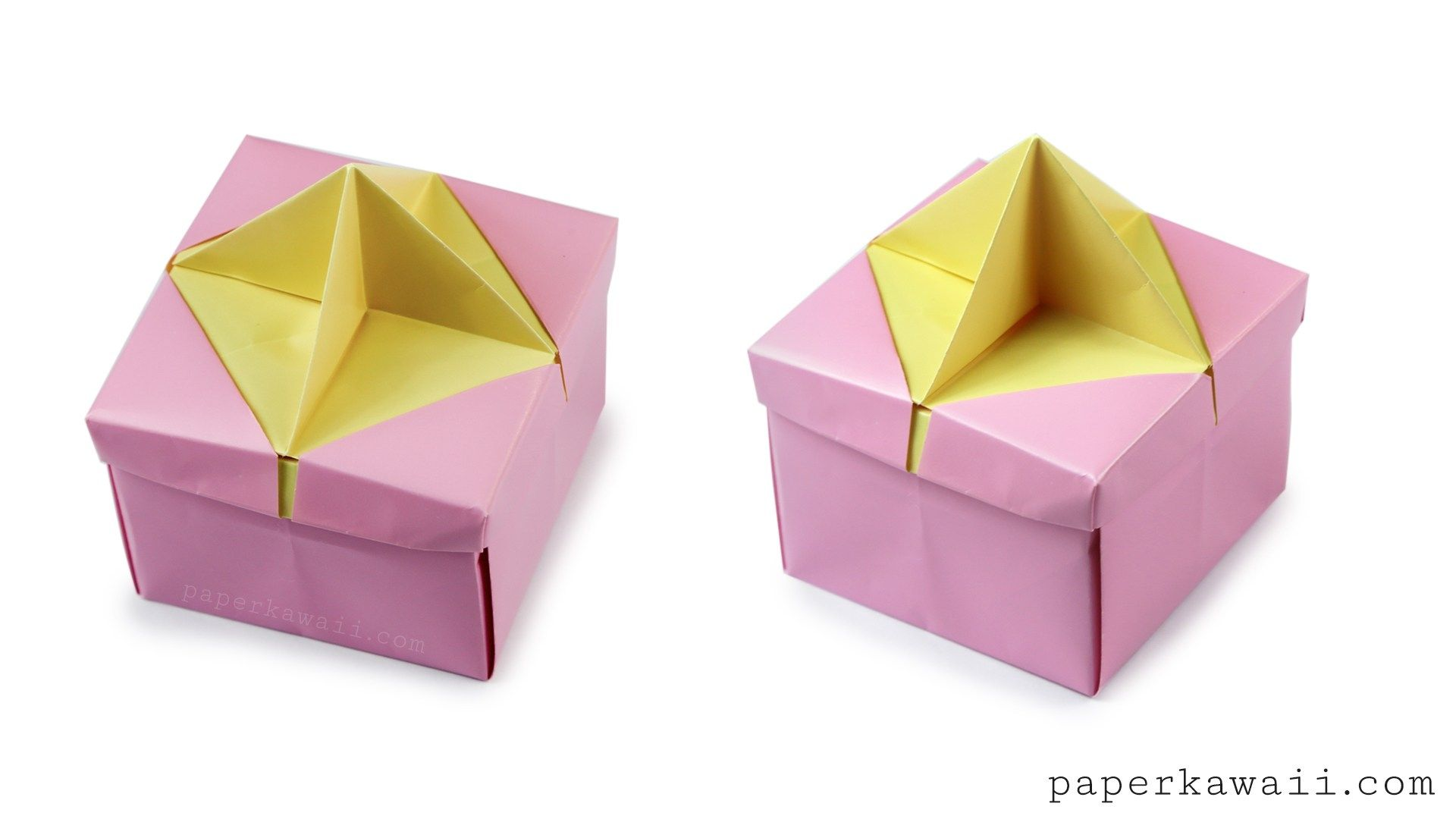 25 Origami Hexagonal Star Box Instructions Coloring Pages