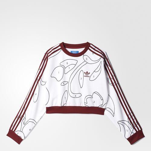 adidas Rita Ora Sweatshirt | Athleisure trend, Stil und Outfit
