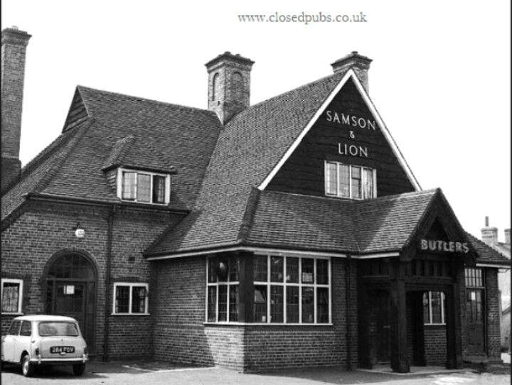 Samson And Lion Pub Halesowen House Styles Stourbridge Pub