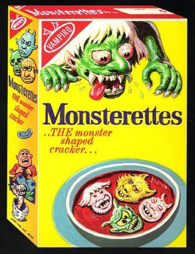 Monsterettes.
