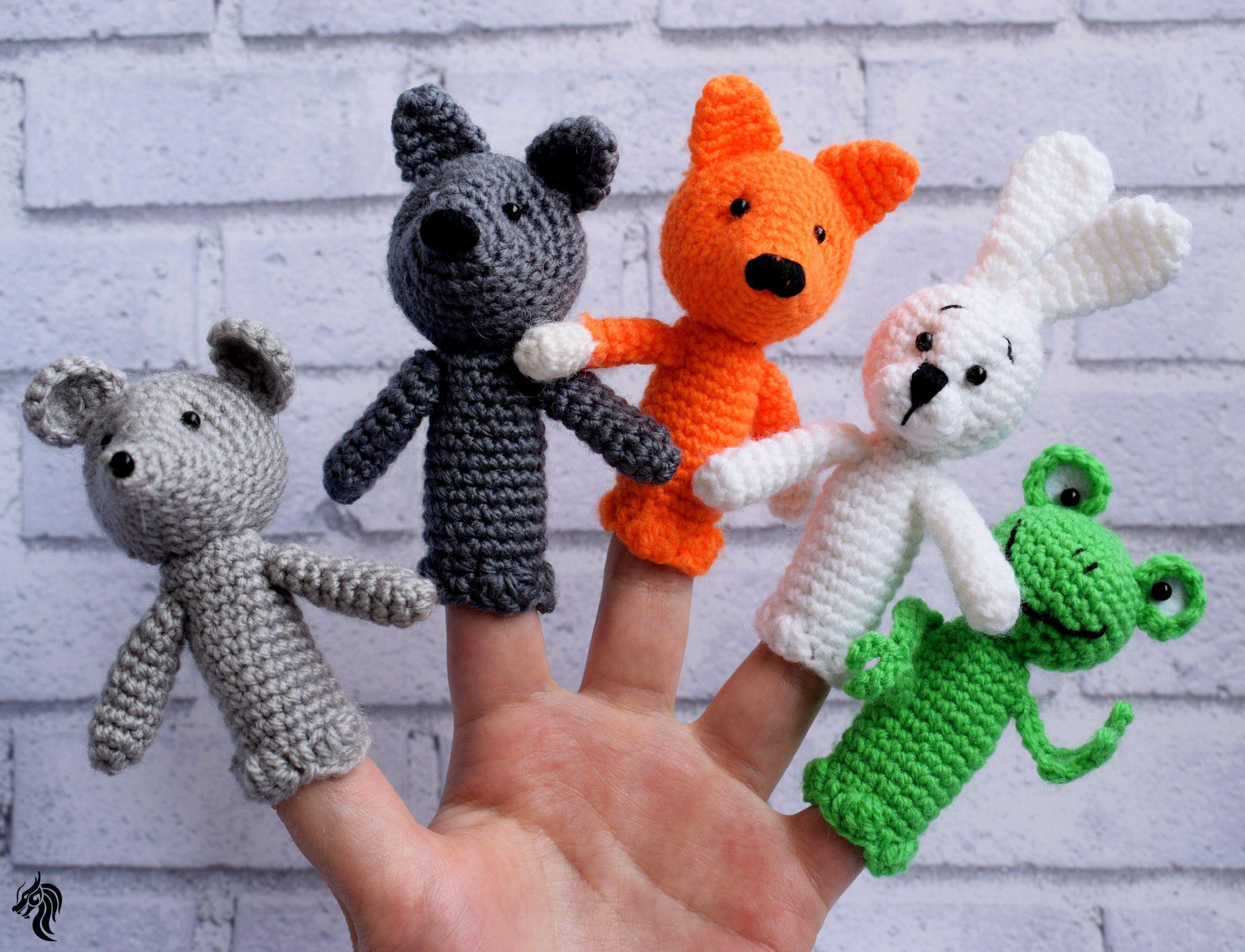 Pdf пальчиковый театр Free Amigurumi Crochet Pattern бесплатный