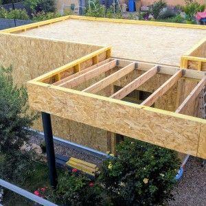 Garage Ossature Bois Sur Mesure De Qualite Garage Bois Double En Kit En 2020 Ossature Bois Garage Bois Maison Ossature Bois
