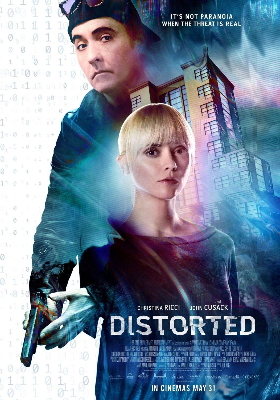 Distorted New Movie Poster Https Teaser Trailer Com Movie