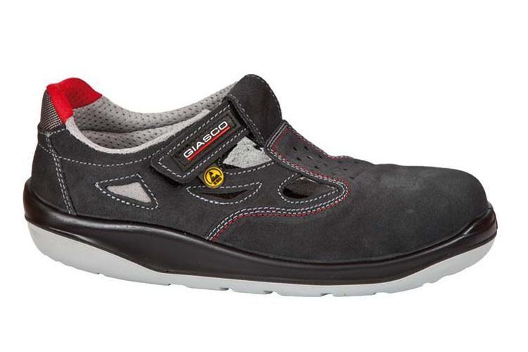 Sandalias de seguridad deportivas Giasco LIMA S1P SRC ESD