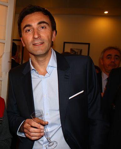 Laurent Borrell, directeur général de Nabis Conseil / Mars 2013