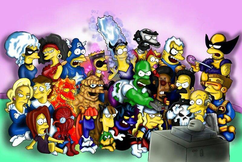 Simpson hero