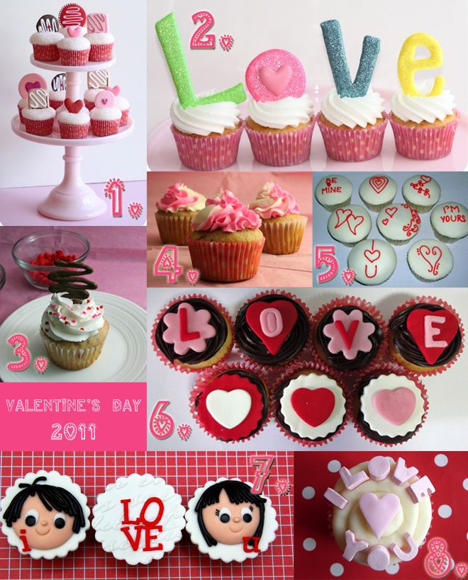 A Collection Of Valentineu0027s Day Cupcakes With Tips, Tricks And Recipe Ideas  By JavaCupcake.